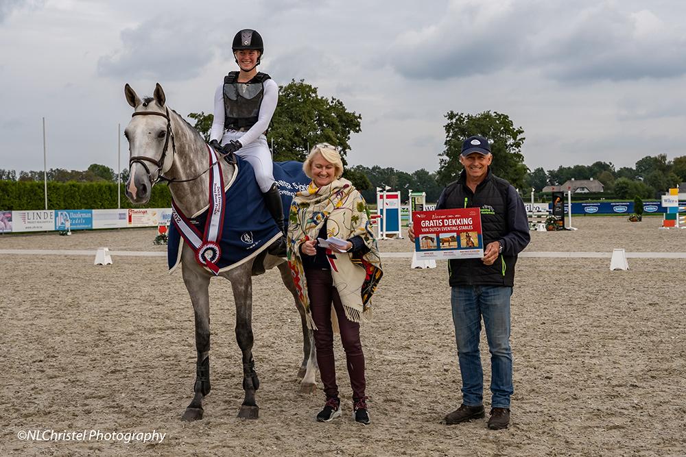 Dutch Eventing Younghorse Trails